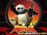 Kung Fu Panda Skeleton