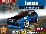 Lancia car differences