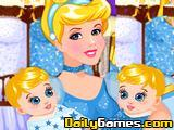 Cinderella Gives Birth to Twins