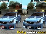 Lexus differences
