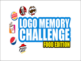Logo Memory Challenge Food Edition