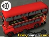 London Bus 3D Parking