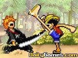 Luffy Vs Naruto