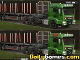 Man forestry trucks differences