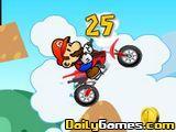 Mario Acrobatic Bike