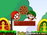 Mario Back Home 3