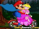 Mario Saves Peach