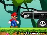 Mario in the Jungle