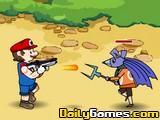 Mario Large Melee