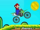 Mario Motorbike Ride 3