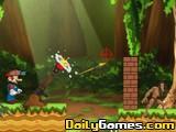 Mario Vs Tarzan