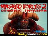 Masked forces 2 invasion