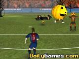 Messi Halloween
