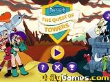 Mighty magiswords the quest of towers