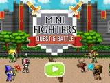 Mini Fighters Quest Battle