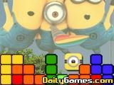 Minions Tetris