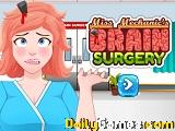 Miss mechanic brain surgery