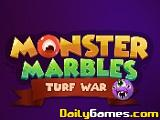 Monster marbles