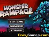 Monster rampage