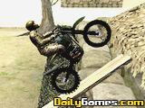 Sports Bike Speed Race Jump