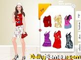 Movie girl dressup