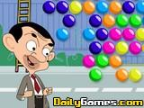 Mr Bean Bubble Shooter