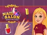 Nail Salon Maries Girl Games
