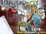 Newpaper Boy