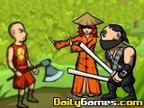 Ninja Blind Girl 2