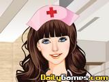 Nurse Girl Dress Up