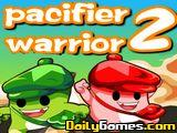 Pacifier Warrior 2