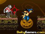 Zombie Rescue Squad Halloween