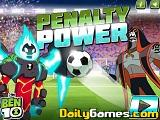 Penalty power ben 10 games