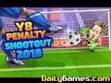 Penalty shootout 2018
