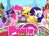Ponies shopping spree