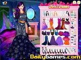 Princess halloween dress up