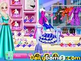 Princess photo shopping dressup