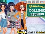 Princesses college reunion