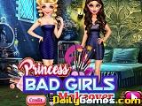Princesses in monster high