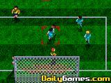 Pro Moves Soccer Sega Megadrive