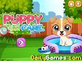 Puppy fun care