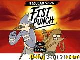 Regular show First punch