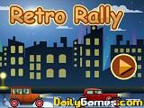 Retro rally night