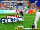 Russia 2018 penalty challenge