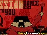 Russian Dancing Men