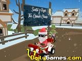 Santa rush the grinch chase