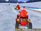 Santa ATV 3D