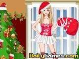 Santa Claus Aid Dress Up