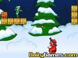 Santa Vs Elf Zombie