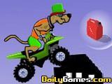 Scooby Doo Motobike